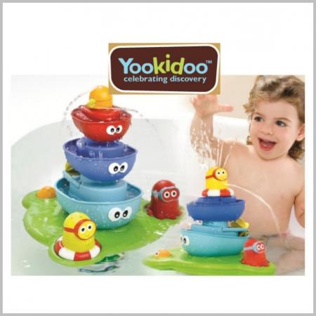 Yookidoo Bath Toys