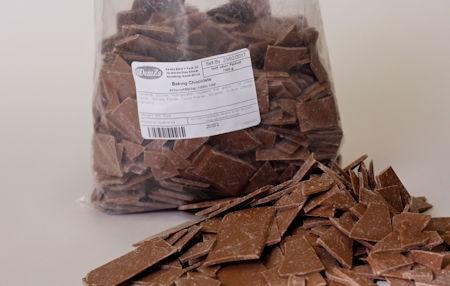 Milk Chocex Chips (1 kg)