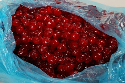Red Broken Glazed Cherries (5 kg)