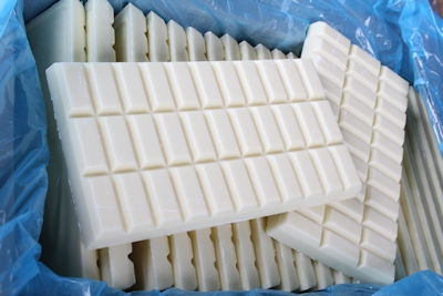White Chocolate Slab (25 kg)