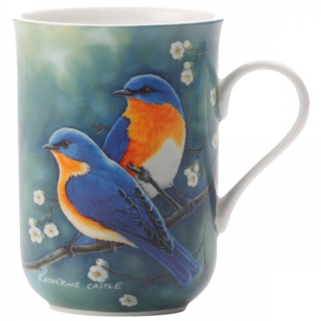 Maxwell & Williams Birds Bluebird Mugs 300ml (1)