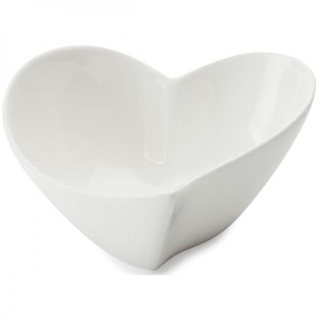 Maxwell&Williams White Basics Heart Bowl 14cm
