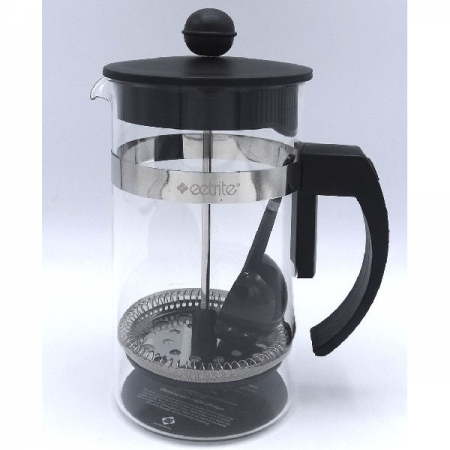 Eetrite Coffee Plunger 600ml Black (1)