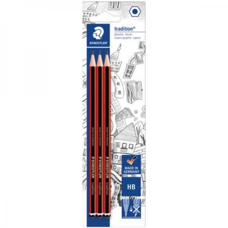Staedtler Pencil HB 3Pce