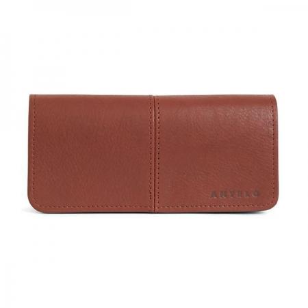 Antelo Gabriella Leather Wallet Tan