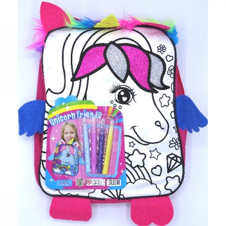 Roly Polyz Colour Me Bags Unicorn