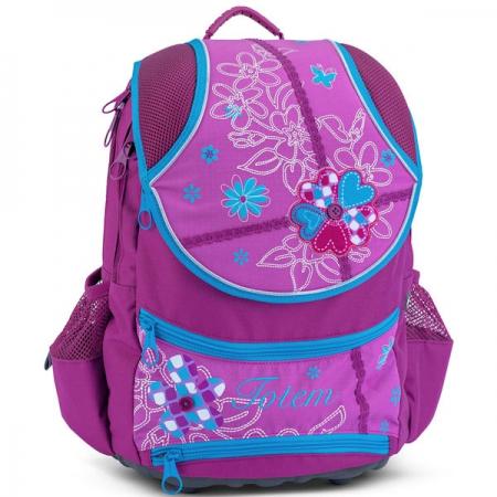 Totem School Bags Medium Deluxe Grape juice Plum