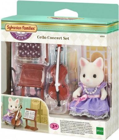 Sylvanian Families Cello Concert