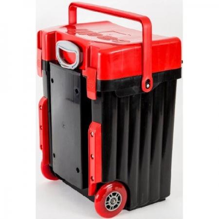 Cadii School Bags Black Red