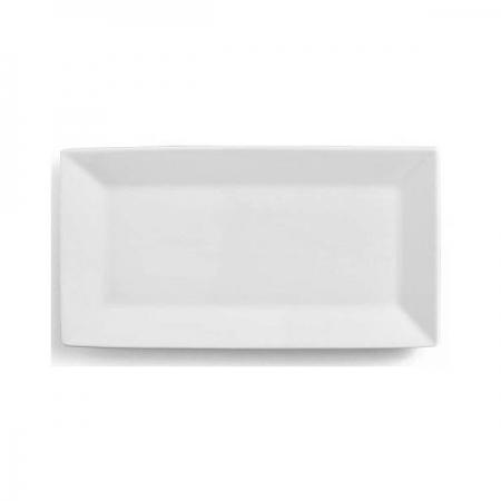 Eetrite Rectangular Platter 24.5x13.2x1.6cm White