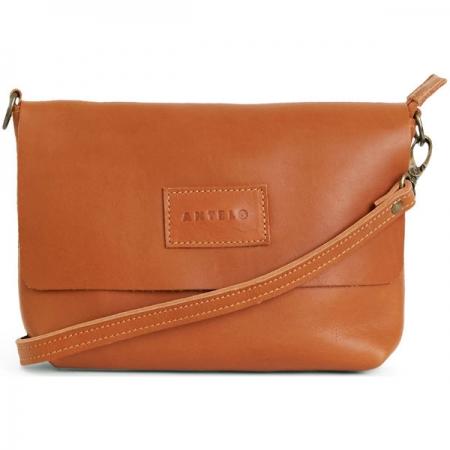 Antelo Jeanie Cider Handbag Leather Crossbody