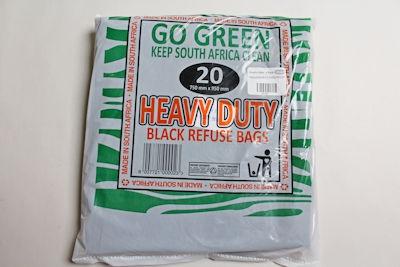 75x95 HD Refuse Bag (20)
