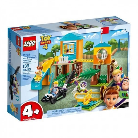 LEGO Duplo 10768 Buzz & Bo Playground Adventure