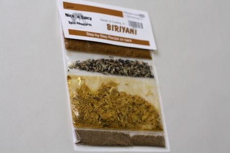 Biriyani Spice