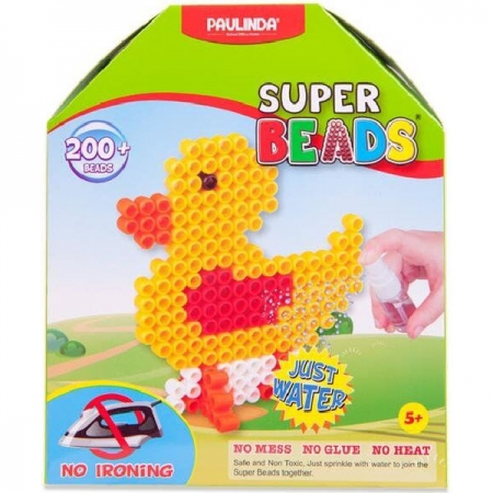 Paulinda Super Beads Duck 200+ Pcs