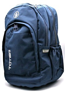 Totem Orthopedic School Bags Large Hardbody Navy