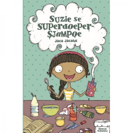 Jaco Jacobs Suzie se Superdoeper-Sjampoe 7+