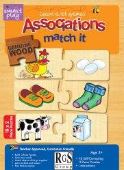 RGS Puzzle Match It Association