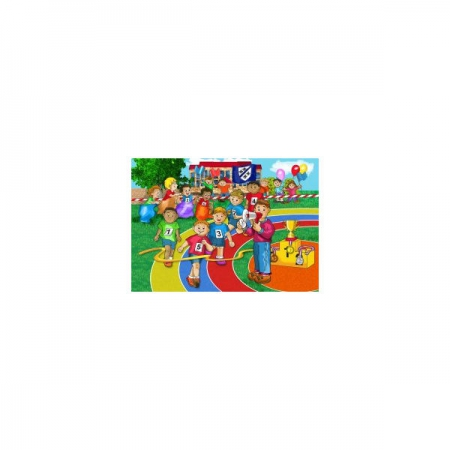 RGS Puzzle Sports Day 40pcs