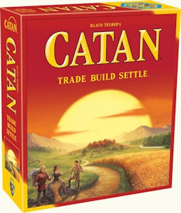 Board Game The Settlers of Catan