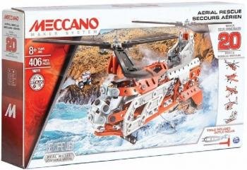 Meccano 20 Model Set Helicopter 6028598