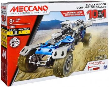 Meccano 10 Model Set Motorized Truck