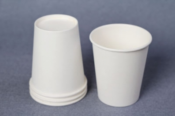 8 Oz Single Wall Hot Paper Cup (1000)