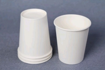 8 Oz Single Wall Hot Paper Cup (100)