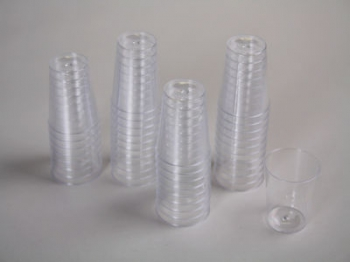Translucent Plastic Shooter Cup (40)