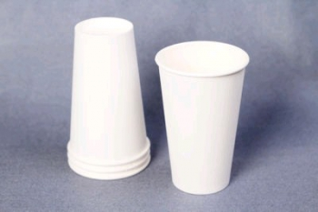 16 Oz Single Wall Hot Paper Cup (50)