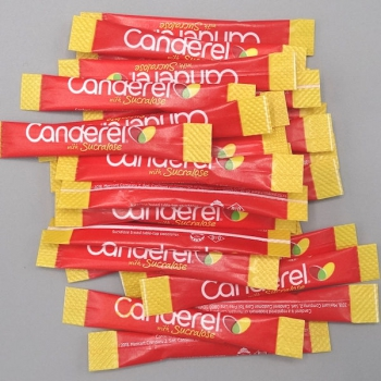 Canderel Sweetener Sachet Yellow (100)