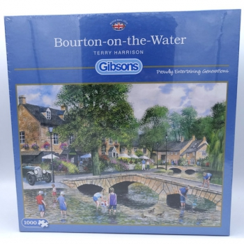 Gibsons Puzzles 1000Pce Bourton on the Water