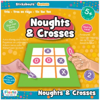 Fiesta Crafts Noughts And Crosses