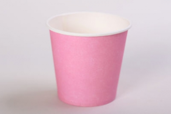 Light Pink Paper Cup (10)