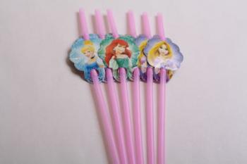 Part Princess Straws