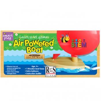 Viga Air Powered Boat