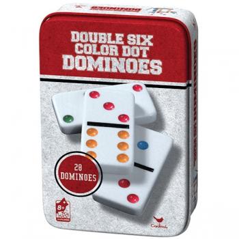 Giant Double Six Dominoes