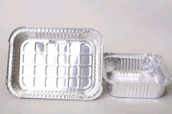 4153 Foil Container (100)