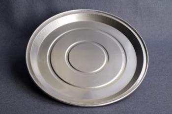 CW011 Round Foil Platter (50)