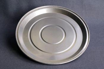 CW011 Round Foil Platter