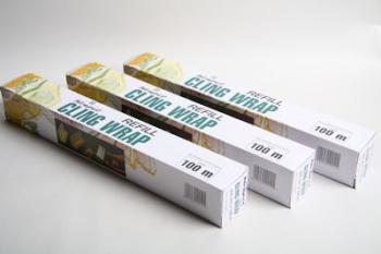350 mm x 100 m Cling Wrap Refill