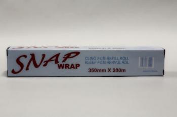 350 mm x 200 m Cling Wrap Snap Refill