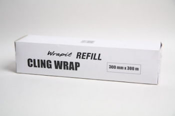 300 mm x 300 m Cling Wrap Refill