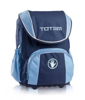 Totem Orthopedic School Bags Med Amigo Buddy Navy