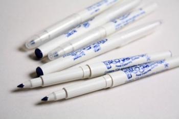 Blue Thin Tip Edible FooDoodler Writer (6)