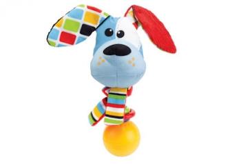 Yookidoo Dog Shake Me Rattle