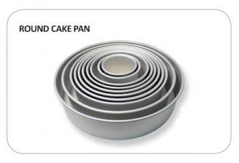 PME Round Cake Tin 6x3 Inch