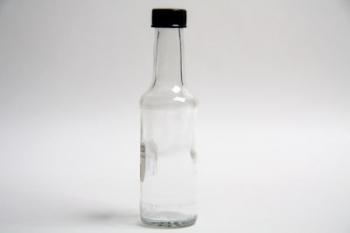 125 ml Black Cap Sauce Glass Bottle
