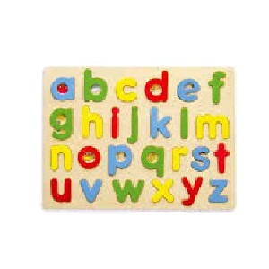 Tray Puzzle abc Afrikaans