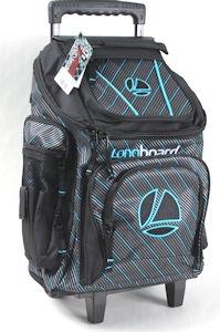 Longboard Trolley School Bags Large Blue
